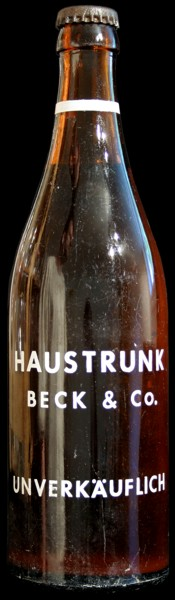 image of Beck's Haustrunk