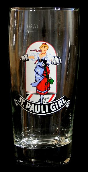 image of St. Pauli Girl